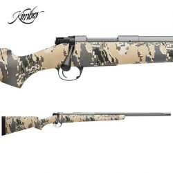 Kimber 84 Open Country Rifle.