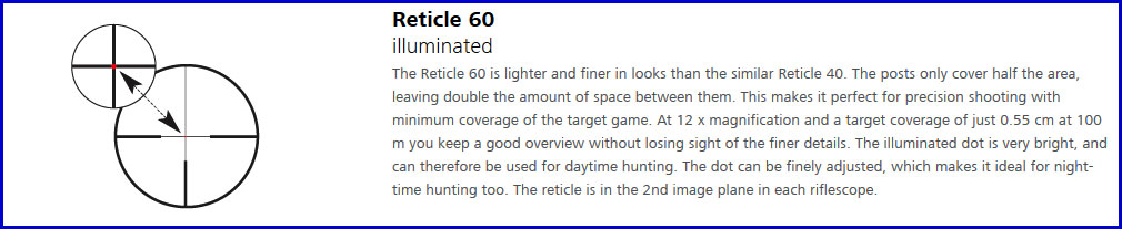 Zeiss Reticle 60.