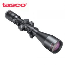 Tasco Sportsman 6-24×44 Truplex Rifle Scope With Weaver Rings.