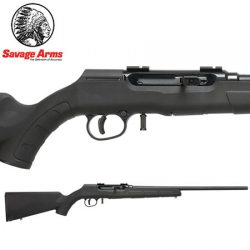 Savage A22R 22LR F Blued Synthetic 10 Shot.