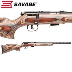 Savage MK II 22LR Blued Jacaranda.