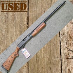 Remington 870 Pump Action Shotgun.