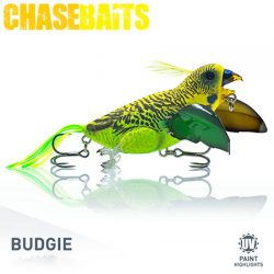 Chasebaits The Smuggler 90mm Surface Lure.