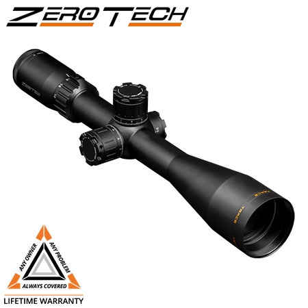 Zerotech Trace ADV 4.5-27x50 Scope.