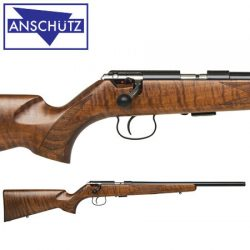 Anschutz 1416 DHB Classic Heavy Barrel 22LR Rifle.