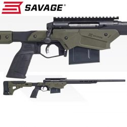 Savage Axis II Precision 22″ 10 Shot.