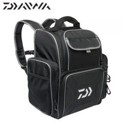 Daiwa Versatile Tackle Backpack.