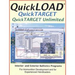 QuickLOAD / QuickTarget V3.9 Software.