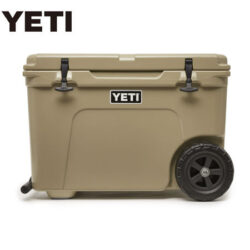Yeti Tundra Haul Hard Cooler.