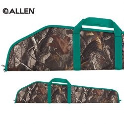 Allen Redmesa Scoped Rifle Case Camo/Teal.