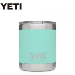 Yeti Rambler 10oz Lowball Tumbler – Sea Foam.