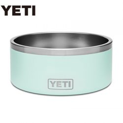 Yeti Boomer 8 Dog Bowl – Sea Foam.