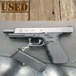 Glock 34 Gen 4 9mm.
