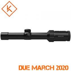 Kahles K18i 1-8x24i Competition Rifle Scope.
