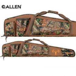Allen Gear Fit Bruiser Deer Rifle Case Camo, 48″.