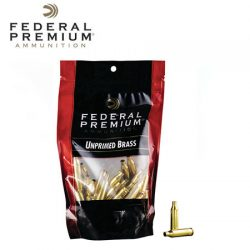 Federal Unprimed Brass 270 WSM.