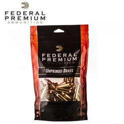 Federal Unprimed Brass.