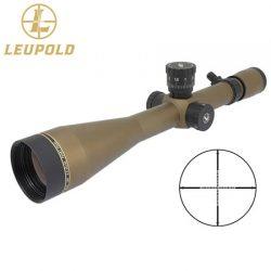 Leupold VX-3i LRP 8.5-25×50 SF FFP TMR – Burnt Bronze.