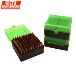 MTM Case-Gard Ammo Box 100 RD Flip-Top 223.