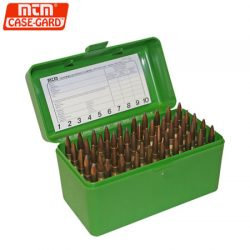 MTM Case-Gard 50 RD Flip Top Ammo Box WSSM50.