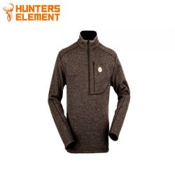 Hunters Element Clarence Knit LS Zip