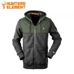 Hunters Element Retro Hoodie Green