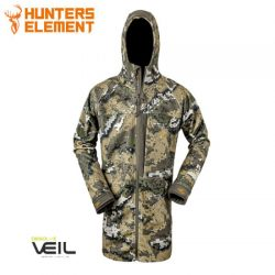 Hunters Element The Woodsman Full Zip Desolve Veil