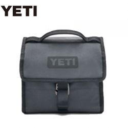 Yeti Day-Trip Lunch Bag – Charcoal.