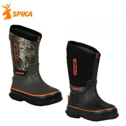Spika Kids Bruzer High Top Gumboot.
