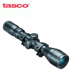 Tasco Air Rifle 2-7×32 AO Truplex & 3/8 Rings.