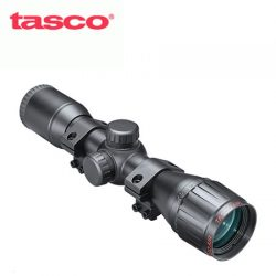 Tasco Air Rifle 4×32 AO Truplex & 3/8 Rings.