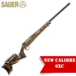 Sauer S100 Fieldshoot 6XC.