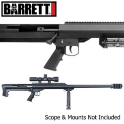 Barrett M99 .416 Barrett 32″ Black With Bi-Pod.