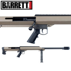 Barrett M99 50 BMG 32″ Single Shot With Bi-Pod.