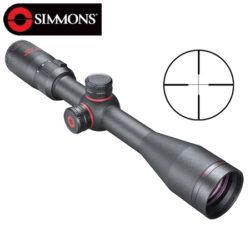 Simmons Whitetail Classic 4-12×40 Truplex.