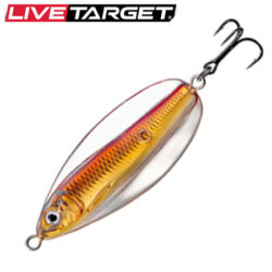 LiveTarget 70mm 3/4oz Erratic Shiner Lure.