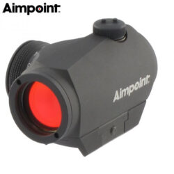 Aimpoint Micro H-1 2MOA Sight With Mount.