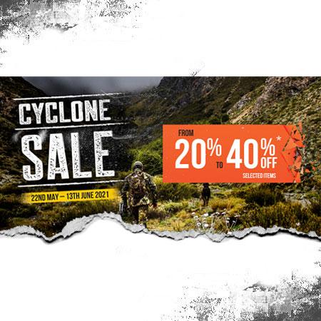 Cyclone Sale